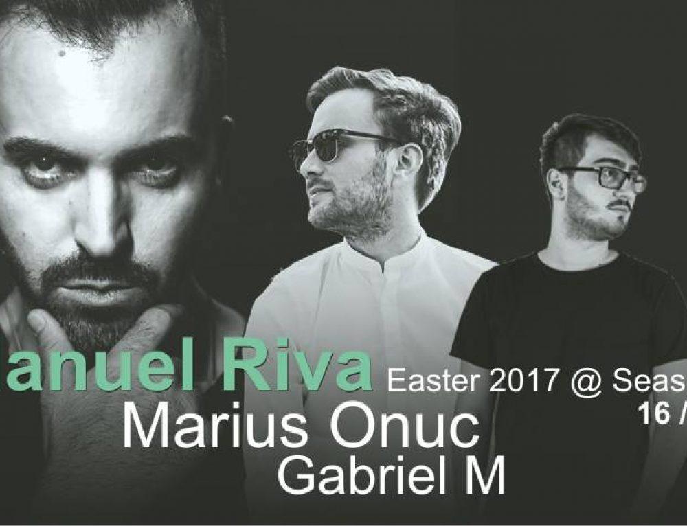 Manuel Riva & Marius Onuc | Easter 2017 at Seasons Club