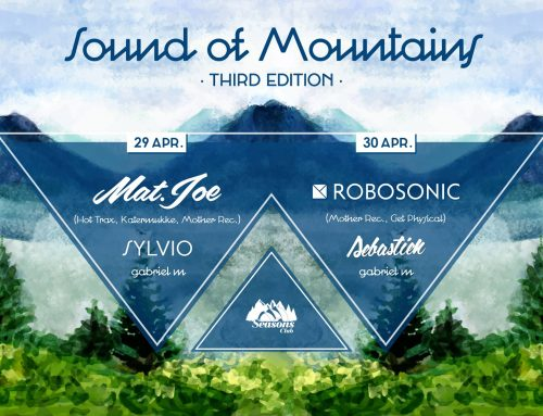 Sound of Mountains – Third Edition