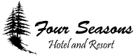 Four Seasons Hotel Sticky Logo