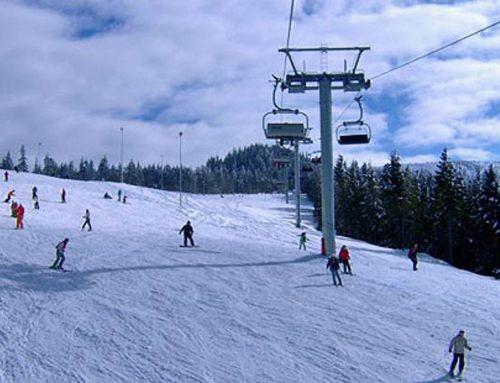 Oferta la schi in timpul saptamanii (de duminica pana vineri)