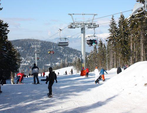 HORA UNIRII, pe partiile de schi de la Vartop